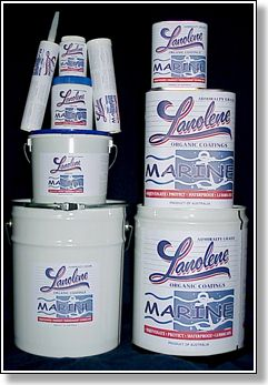 Lanolene Marine Products