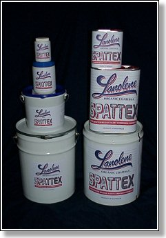 Lanolene Spattex Products